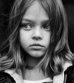 Beautiful Little Girls, Beautiful Children, Anastasia Knyazeva, Anna Pavaga, Child Face, Russian Models, Young Models, Beach Girls, Famous Women