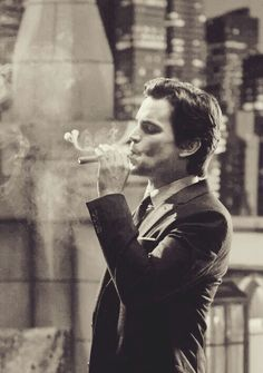 cigar, gentleman, matt bomer, neal caffrey, old fashion, smoke, smoking, style, vintage, white collar, rat pack, sy devore, habano