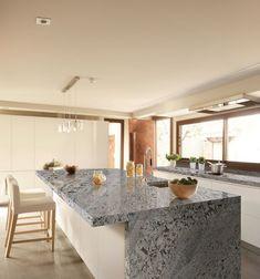 #Dekoration Arbeitsplatte Aus Granit In Der Modernen Küche U2013 Vor  Und  Nachteile #Arbeitsplatte
