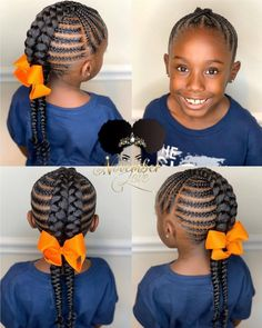 Black Kids Hairstyles, Natural Hairstyles For Kids, Baby Girl Hairstyles, Little Girl Braid Hairstyles, Wedding Hairstyles, Toddler Hairstyles, Box Braids Hairstyles, Kids Braided Hairstyles, Protective Hairstyles