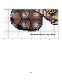 Wall E Cross Stitch Patterns - Punto de cruz