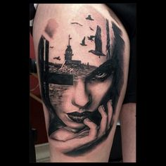 Roberto da Silva Tattoo