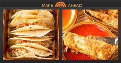 Make-Ahead Chicken E