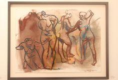 """""""Four Figure Gestures"""" by Martin Beck His Website: http://www.beckstudio.com/default.aspx"""