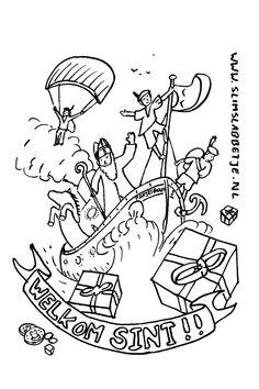 Leuk voor vanavond in de schoen: een nieuwe #Sinterklaas kleurplaat!  ik heb 'm zelf ook al ingekleurd, maar hij is ook van de site te downloaden als printbare kleurplaat...  https://www.slimslabbetje.nl/nieuws/#http://slimslabbetje.blogspot.com/2016/11/een-nieuwe-kleurplaat-voor-sinterklaas.html