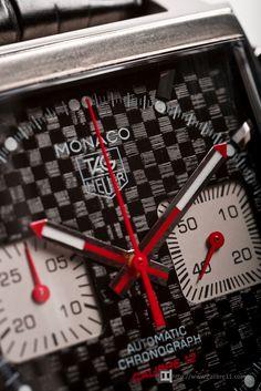 TAG Heuer Monaco Carbon Fibre Edition