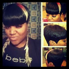 Bowl cut to perfection !