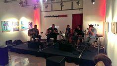 Show musical en vivo La Casa de La Pampa en La Noche de las Provincias, Más info sobre viajes en www.facebook.com/viajaportupais  #lanochedelasprovincias #lapampa #patagonia #turismo #viajes #argentina #viajaportupais