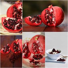 Life Images by Jill; pomegranates