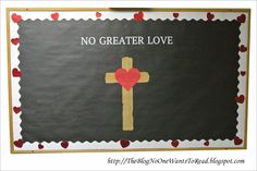 The Blog No One Wants to Read: No Greater Love
