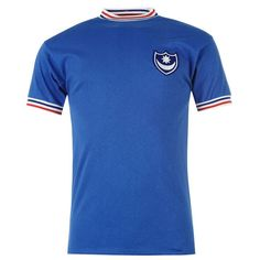 Portsmouth 1967-73 Retro Jersey Classic Football Shirts 916cf54f3