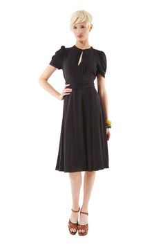 Another little black dress