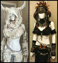 diy halloween costumes using black dress costumes using black dress ; halloween costumes using a black dress ; diy halloween costumes using black dress ; diy costumes using black dress Fantasy Dress, Fantasy Clothes, Costume Design, Cool Outfits, Dress Up, Style Inspiration, My Style, How To Wear, Larp
