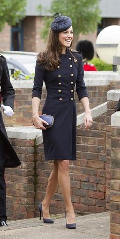 Kate Middleton's Fashion Lookbook: Duchess of Cambridge Style (PHOTOS) - The Daily Beast
