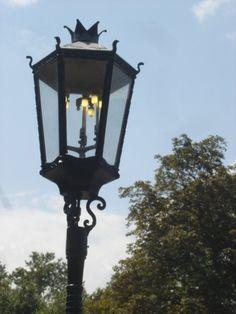 Gaslight in Wellsboro, PA