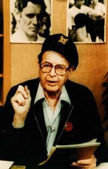 Detroit Bill Kennedy at the movies.  I would watch him when I visited Bay City.  And when I lived in Hinsdale IL.