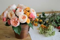 Step-by-Step flower arranging tips @My Well-Being Powered by Humana