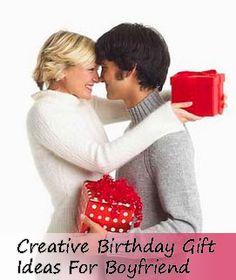 Creative Birthday Gift Ideas For Boyfriend