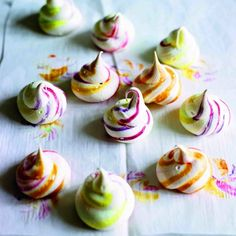 Lucky Dip Meringues - Woman And Home