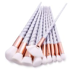 10 pc brush setEstimated delivery time is two weeks