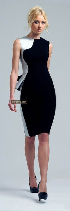 I would super love this if it had a different neck line! Edward Arsouni Fall Winter 2013-14 Ready to Wear