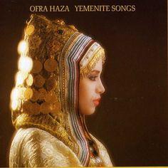 Ofra Haza - Yemenite Songs, Brown