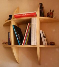 Wooden Bookshelf Plan (pdf),instant Download, (metric)