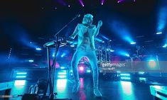 Musician/vocalist Nicholas Petricca of Walk The Moon performs at ACL Live on February 1, 2018 in Austin, Texas.