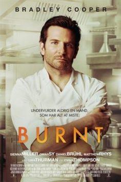 Film. TV. John Wells: Burnt med Bradley Cooper og Sienna Miller. 170117