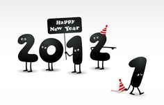 Bye-bye 2011, Hello 2012!