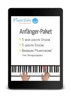 ►Lerne schnell, einfach & bequem Klavier spielen! (kostenlos!) mit PianoTube :)