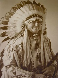 #Oglala #Lakota Chief Luther #Standing #Bear is notable in American history as one of the first #Native #American authors, educators, philosophers, and actors of the twentieth century.  #NativeAmerican #Indian #Spirituality #Sioux #Mysticism #Religion #God #Native