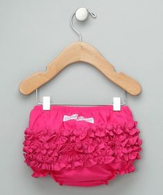 Ruffle Butts, too cute! If I have a daughter she WILL wear these!!