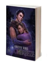 Book Lovers Life: Moonbreeze by Adrienne Woods Cover Reveal and Giveaway!