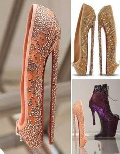 umm yeah anyone who actually did ballet and danced in pointe shoe for 12+ years will agree with me on the total  STUPIDITY of these shoes