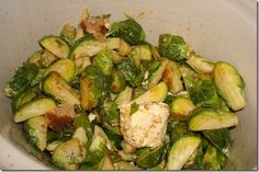 Maple Roasted Brussels Sprouts in the Crock Pot « Food Snob Slow Cooker Recipes, Crockpot Recipes, Cooking Recipes, Green Bean Dishes, Food Dishes, Side Dishes, Main Dishes, Crock Pot Food, Food Now