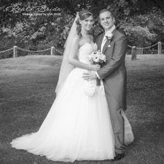 Doesn T Our Real Bride Look Sensational In Garbo By Viva Your Dream Dress Could Be Just One Wed2b Visit Away Www Co Uk