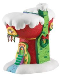 The Grinch Christmas Village Whoville Shoe Shop