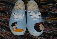 Zapatillas Mafalda
