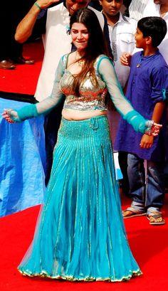 Kainaat Arora, of 'Grand Masti' fame, was also seen. Desi Girl Image, Girls Image, Arabian Nights Costume, Bollywood Actress Hot Photos, Bollywood Fashion, Indian Actress Gallery, Most Beautiful Indian Actress, Beautiful Celebrities, Indian Outfits