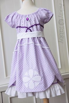 Everyday Princess Sofia the First dress, dress-up, costume