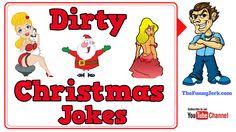 Dirty Christmas Jokes For Adults. Dirty Santa, Snowmen, Elves Jokes & More! Christmas Jokes For Kids, Funny Christmas Jokes, Christmas Humor, Santa Christmas, Dirty Jokes Funny, Funny Jokes For Adults, Funny Puns, Cartoon Jokes, Cartoon Kids