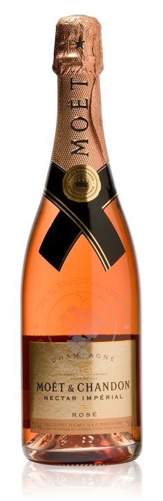 Moet & Chandon Nectar Imperial Rose Champagne Bestellen - Champagnes.nl
