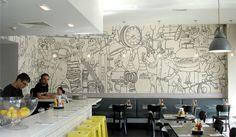 Byron Hamburgers / Mr Bingo   Design Graphique