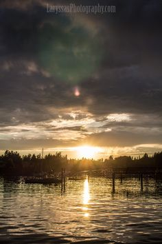 Sunset, Vancouver Island, Sailing, Salt Spring Island, Ocean, Beautiful
