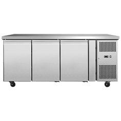 Delta Underbench Three Door Freezer