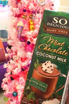 45-calorie almond nog, sugar cookie-flavored popcorn & more seasonal food finds from Hungry Girl!