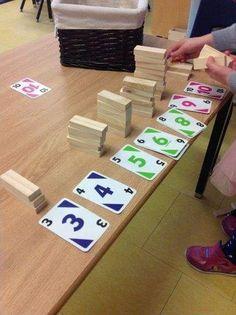 25 Manualidades para ensinar os numerais - Aluno On