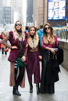 Street Style Day 7: NYFW Fall 2016