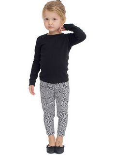 Shop American Apparel - Find fashionable basics for men, women, children, and babies. Made in USA clothing. Little Doll, My Little Girl, My Baby Girl, Little Girl Fashion, Kids Fashion, American Apparel, Kids Outfits, Cute Outfits, Little Fashionista